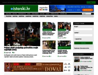 istarski.hr screenshot