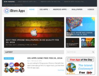 istoreapps.com screenshot