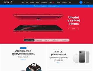 istylecz.cz screenshot