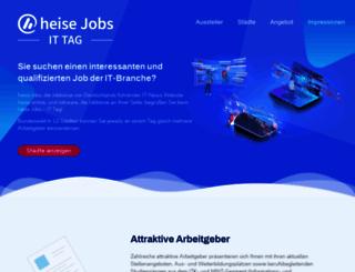 it-jobtag.de screenshot