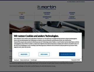 it-martin.de screenshot