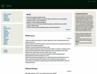 it-pu.com screenshot