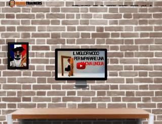 it.online-trainers.com screenshot