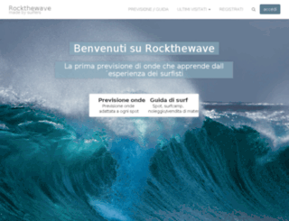 it.rockthewave.surf screenshot