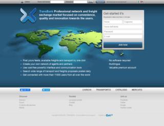 it.transbank.com screenshot