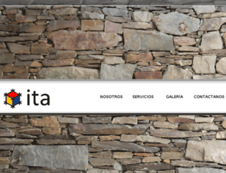 ita-ingenieria.com.mx screenshot