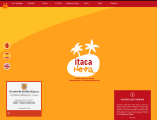 itacanova.com screenshot