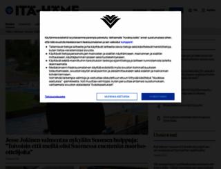 itahame.fi screenshot