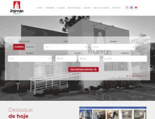 itaivan.com.br screenshot
