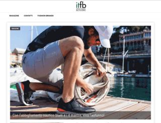 italianfashionbloggers.com screenshot