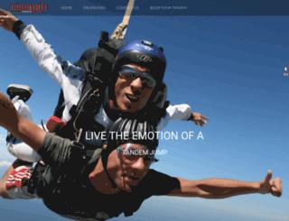 italiaskydive.com screenshot