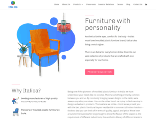 italicafurniture.com screenshot