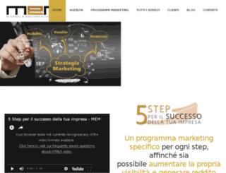 italienb2b.com screenshot