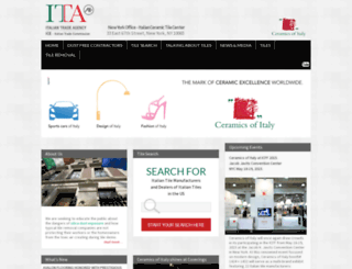 italytile.com screenshot