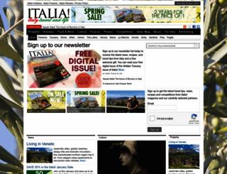 italytravelandlife.com screenshot