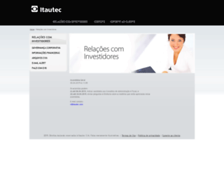 itautec.com.br screenshot