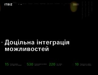 itbiz.com.ua screenshot