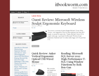 itbookworm.com screenshot