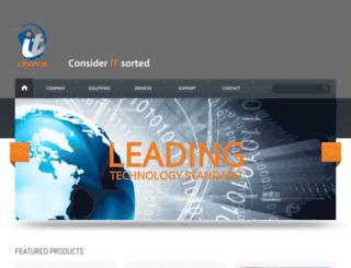 itchoice.com.na screenshot