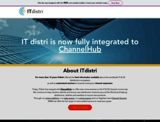 itdistri.com screenshot