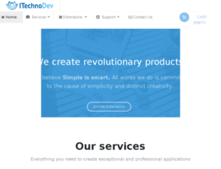 itechnodev.com screenshot