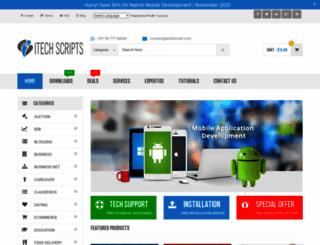 itechscripts.com screenshot