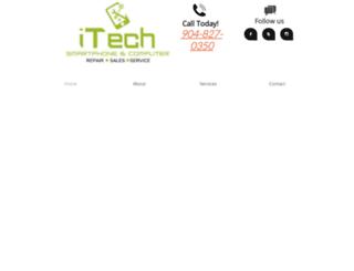 itechsmartphone.com screenshot