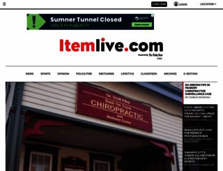 itemlive.com screenshot