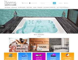items-france.com screenshot