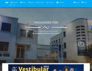 ites.com.br screenshot
