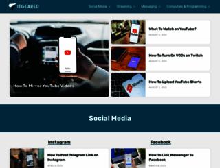 itgeared.com screenshot