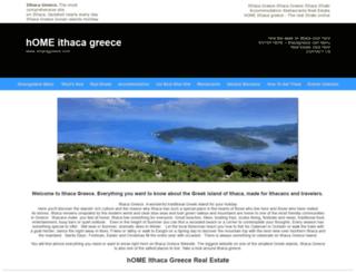 ithacagreece.com screenshot