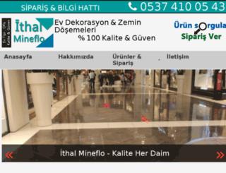 ithalmineflo.com screenshot