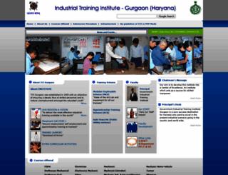 itigurgaon.co.in screenshot
