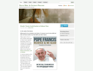 itinerantpreacher.org screenshot