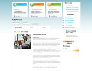 itividanueva.org screenshot