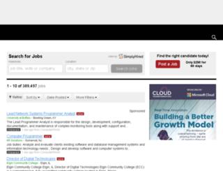 itjobs.computerworld.com screenshot