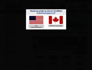 itm.com screenshot