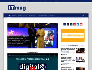 itmag.sn screenshot