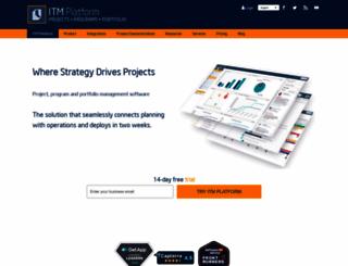 itmplatform.com screenshot