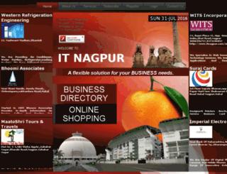 itnagpur.com screenshot