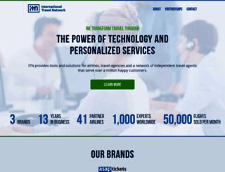 itncorp.com screenshot