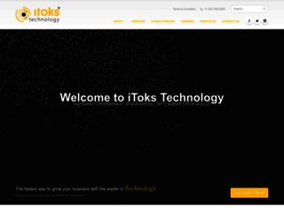 itokstechnology.com screenshot