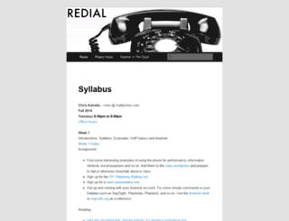 itp-redial.com screenshot