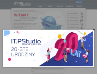 itpstudio.net screenshot