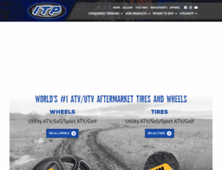 itptires.com screenshot
