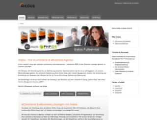 itratos.de screenshot