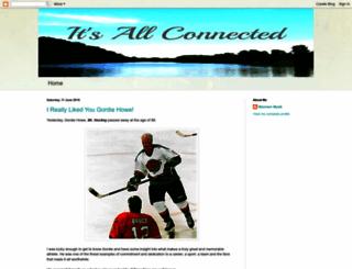 itsallconnected.ca screenshot