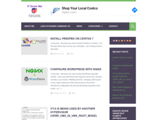 itsecurenet.com screenshot