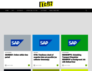 itsiti.com screenshot
